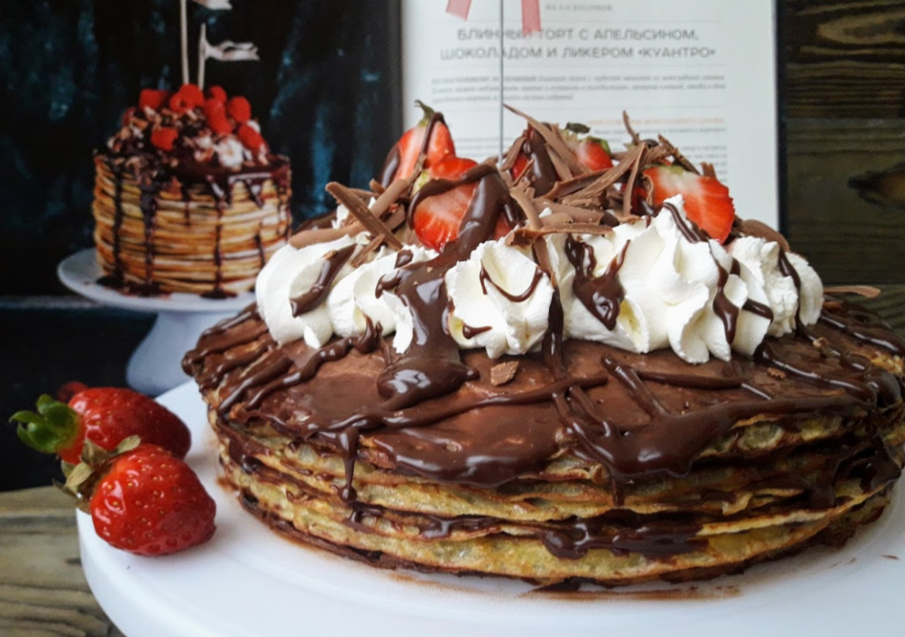 Торт «Нутелла» – 5 простых рецептов вкусного шоколадного торта